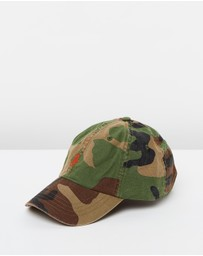 Polo Ralph Lauren - Cotton Canvas Sport Cap