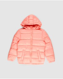 Free by Cotton On - Charlie Puffer - Teens