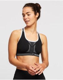 Calvin Klein Performance - Reversible Seamless Crop Top