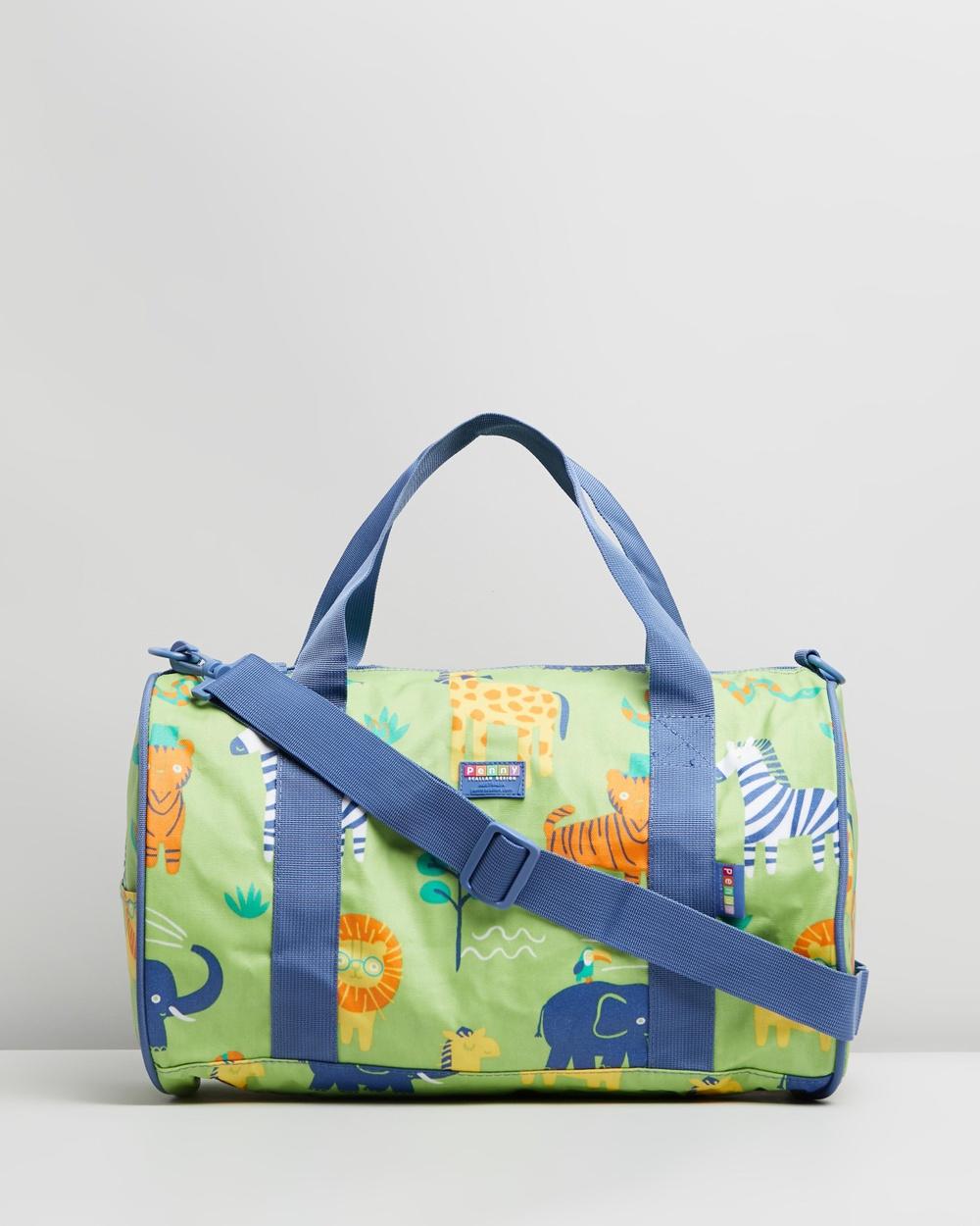 Penny Scallan Duffel Bag Kids Duffle Bags Wild Thing