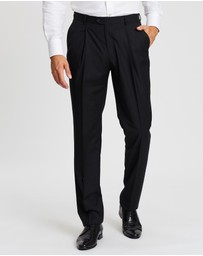 Gieves and Hawkes - Wool Trousers