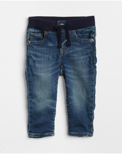 babyGap - Pull-On Slim Fit Jeans