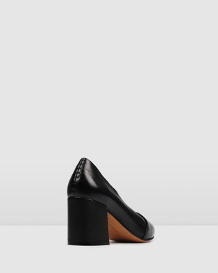 Jo Mercer Harcourt Mid Heels - All Pumps (Black)