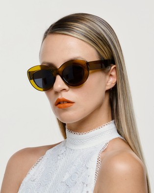 Reality Eyewear Marmont - Accessories (Olive)