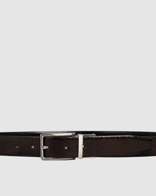 Loop Leather Co Leather Belts