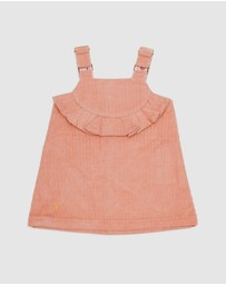 Goldie & Ace - Harper Corduroy Dress - Kids