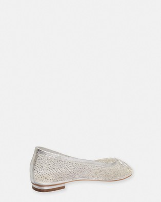 Alan Pinkus - Twinkle Ballet Flats (SILVER)