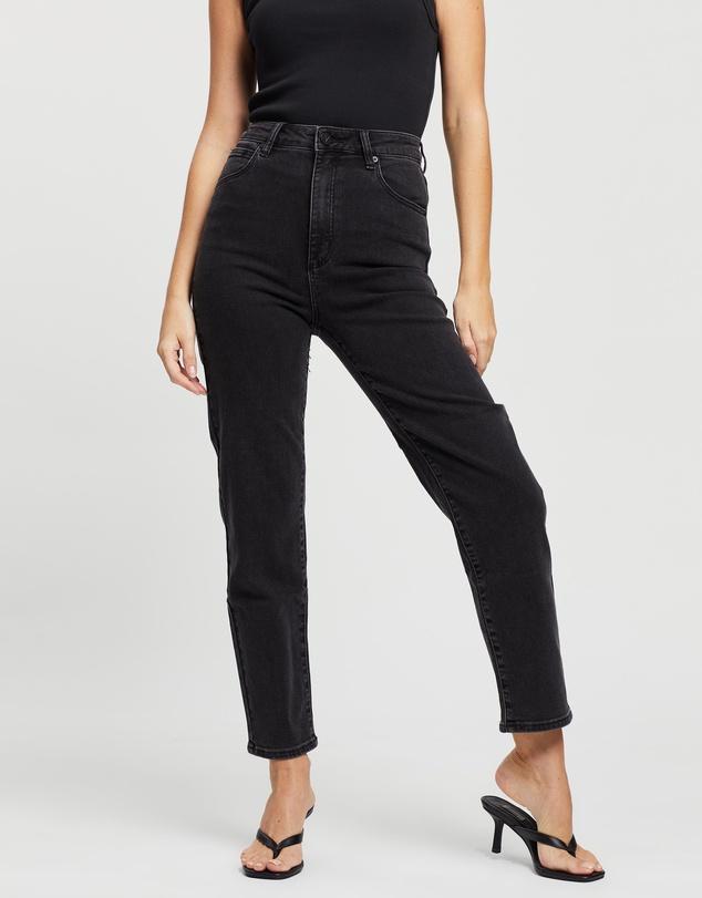 Women A 94 High Slim Petite Jeans