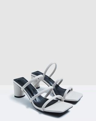 Alice In The Eve - Jordan Heels - Heels (STONE) Jordan Heels