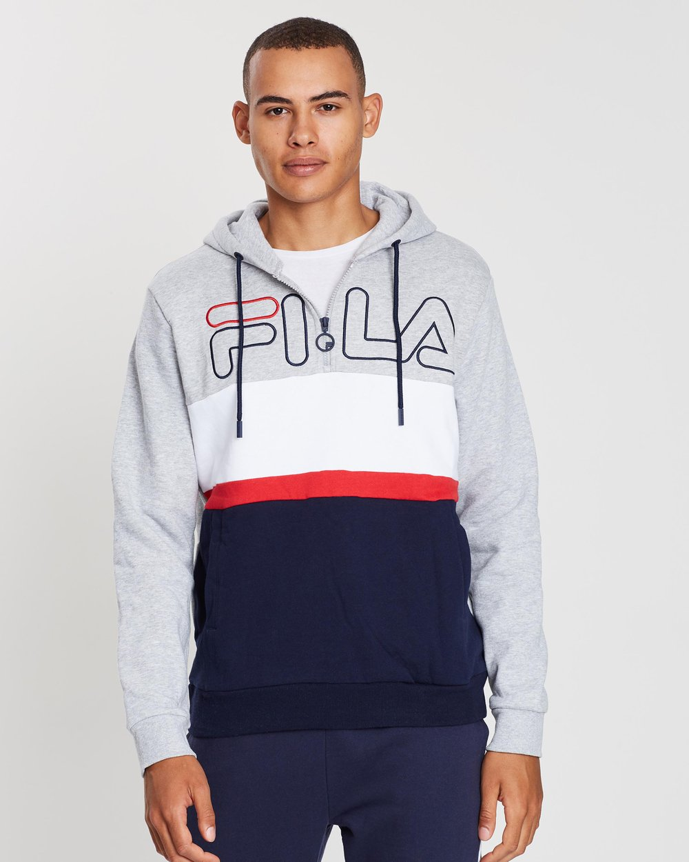 990885a96c46 Rumi Quarter Zip Hoodie by Fila Online | THE ICONIC | Australia