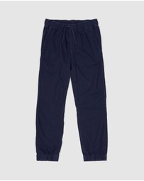 GapKids - Canvas Joggers - Teens
