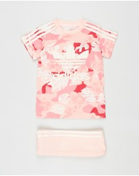adidas Originals - Short Tee Set - Baby - Kids