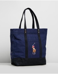 Polo Ralph Lauren - Canvas Pony Tote