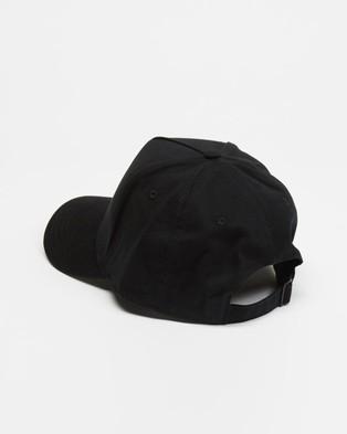C&M CAMILLA AND MARC George Cap - Headwear (Dark Charcoal)