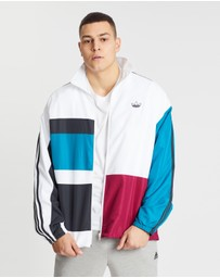 adidas Originals - Asymmetric Track Jacket