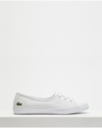 Lacoste - Ziane Chunky BL - Leather