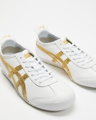 Onitsuka Tiger Mexico 66   Women's - Sneakers (White / Golden Glow)
