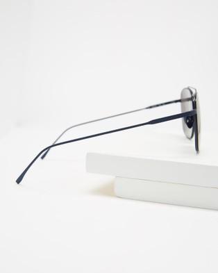 Lacoste L201S - Sunglasses (Blue)