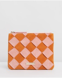 The Wolf Gang - Rio Woven Clutch