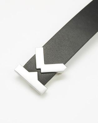 Kenzo Leather Belts
