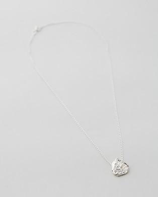 Australia Dear Letterman - Kowa 925 Sterling Silver Pendant Jewellery (Silver)