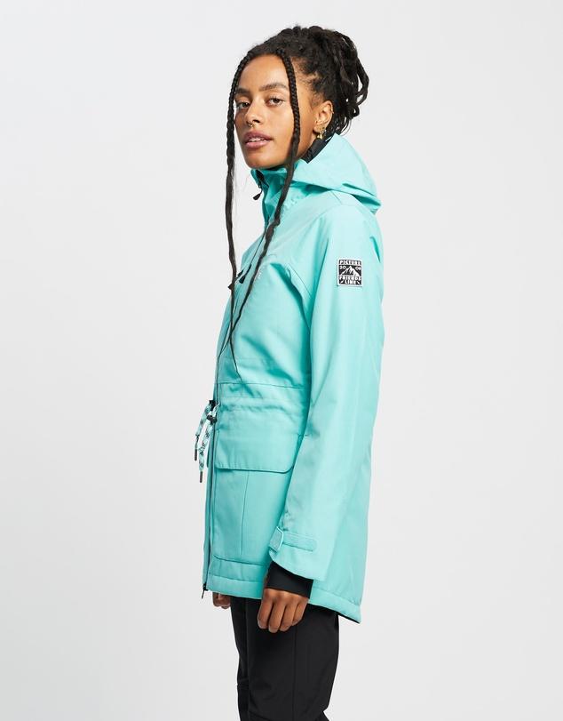 Women Apply Jacket