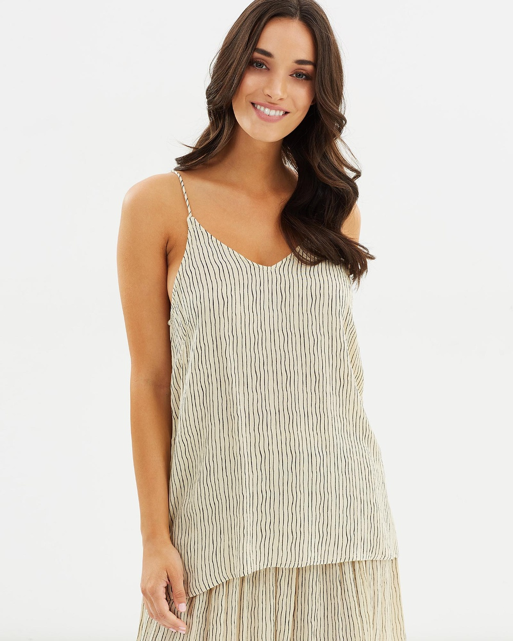 Kaja Clothing Kendall Camisole Tops Chamomile  Kendall Camisole