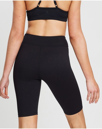 Jaggad Classic Spin Shorts Black/white