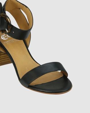 Eos - Statty Sandals (Black)