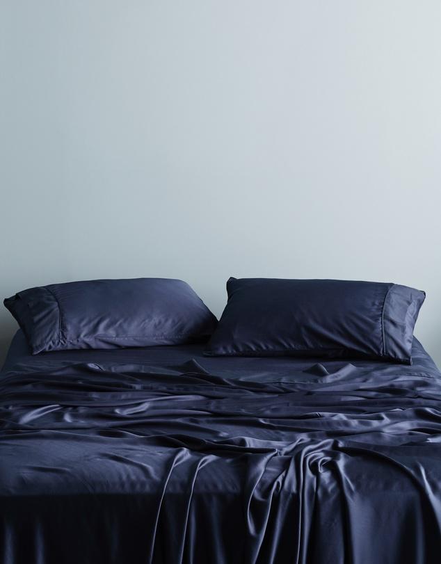 Life Signature Sateen Pillowcase Set - Standard