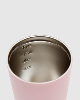 Fressko Camino 12oz Reusable Cup - Home (Pink)