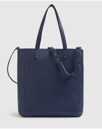 French Connection - Tahlia Pebbled Tote Bag