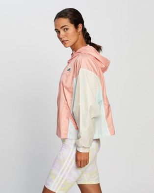 adidas Originals R.Y.V. Windbreaker - Coats & Jackets (Trace Pink)