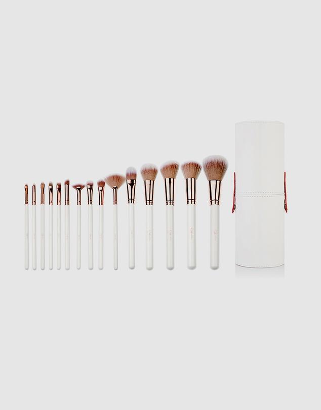 Life Vegan 15pc Professional Brush Set