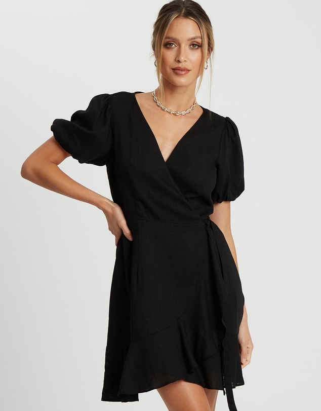 Savel - Sevva Wrap Dress