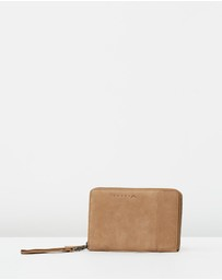 Rusty - Runaway Leather Wallet