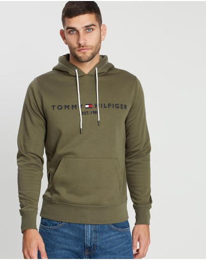 Tommy Hilfiger - Tommy Logo Hoodie