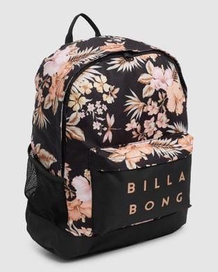 Billabong Shallows Tiki Backpack - Backpacks (BLACK)