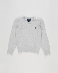 Polo Ralph Lauren - Solid Sweater - Kids (5-7 Years)