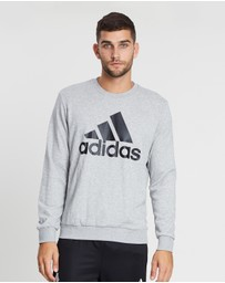 adidas Performance - Must Haves Badge of Sport Crew French Terry Sweatshirt