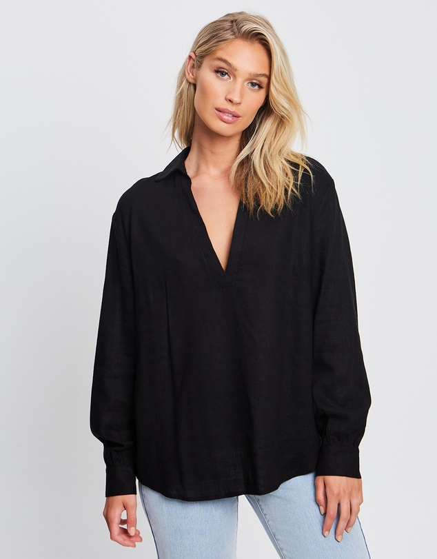 Calli - Effortless Blouse