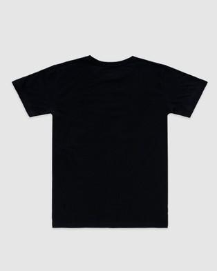 Stock & Co. - Original Explorer Tee   Teens - T-Shirts & Singlets (BLACK) Original Explorer Tee - Teens