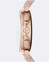 Michael Kors - Michael Kors Pink Sofie Display Smartwatch