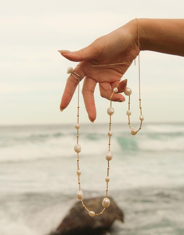 Women Mediterranean Necklace