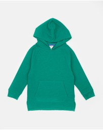 Outfit Kids - Textured Pull Over Hoodie