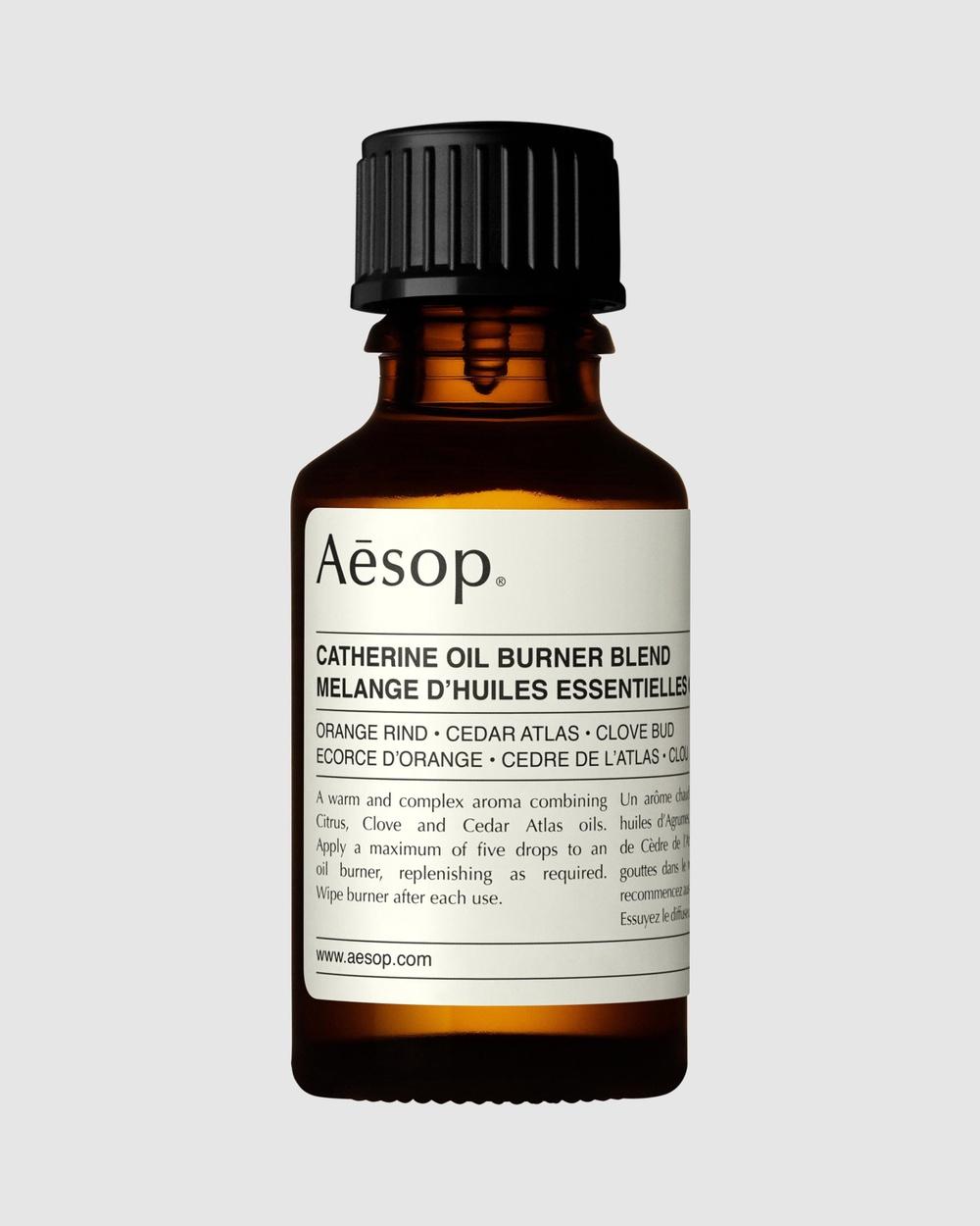 Aesop Catherine Burner Blend 25mL Essential Oils N/A