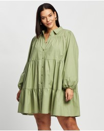 Atmos&Here Curvy - Lily Mini Dress