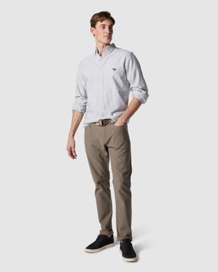 Rodd & Gunn Motion 2 Straight Jeans   S - Jeans (Pebble)