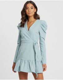 BWLDR - Toller Wrap Dress