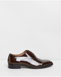 Double Oak Mills - Emory Leather Oxfords